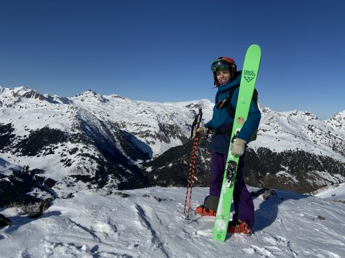 Maria Casas.Sneuu-ski-clases ski-escuela de esquí-2