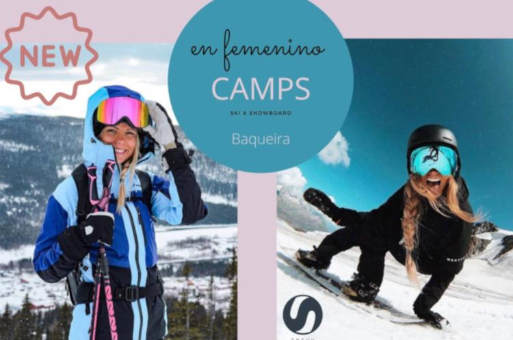 Women Ski & Snow Camp